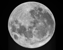 The Closest Full Moon in 18 years