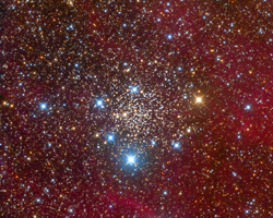 IC1311 Open Cluster