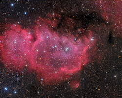 IC1848 - The Soul Nebula - Maffei 2