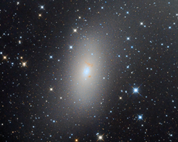 NGC 205 - Satellite of the Andromeda Galaxy