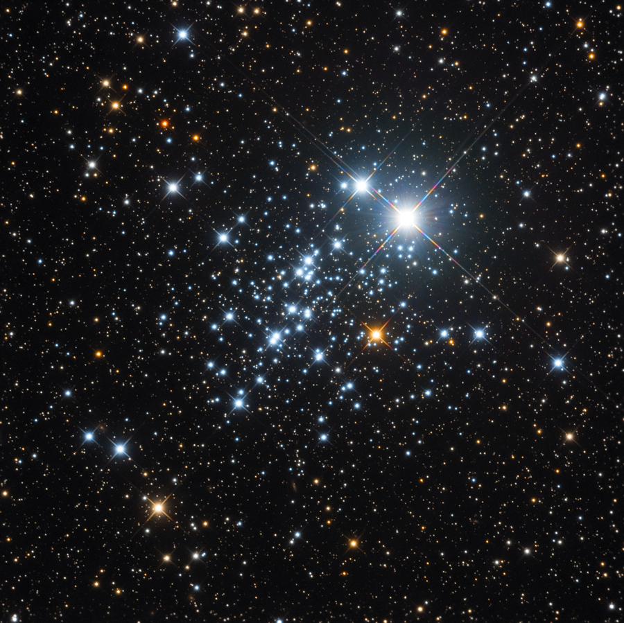 white star cluster - photo #41