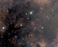 SH2-64 and Dust Complex